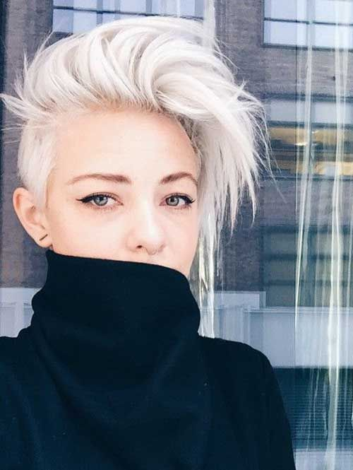 Stylish Pixie Hair