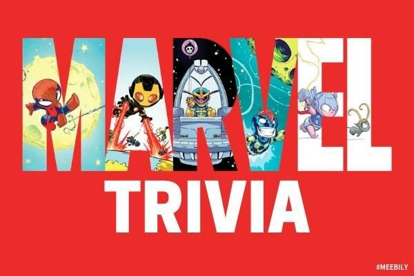 Marvel Trivia Questions & Answers Quiz Game Do you consider
