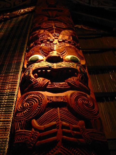 slaves were forbidden any tattoos Maori