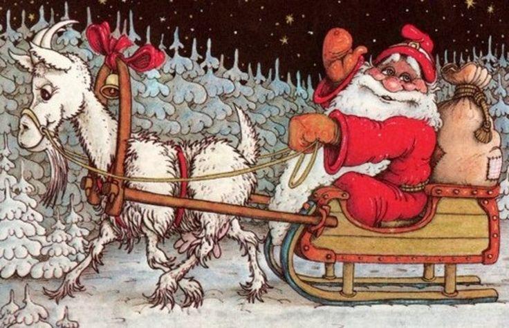 Почтовые открытки, новогодние открытки к 2015 году