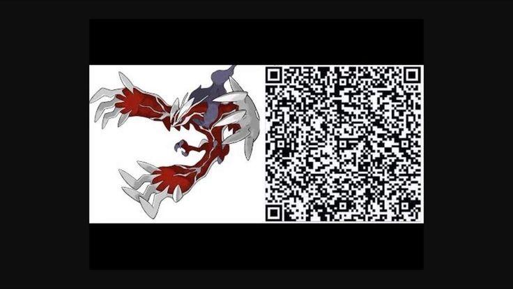 QR Codes for the best of pokemon/items pokemon XY   Pokémon Amino
