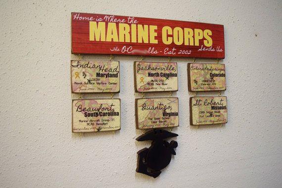 Marine Corps Gift US Marine Gift USMC Gift Marine