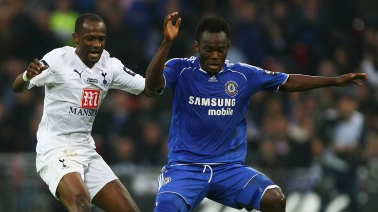 African icons Didier Zokora and Michael Essien face off in Indonesia