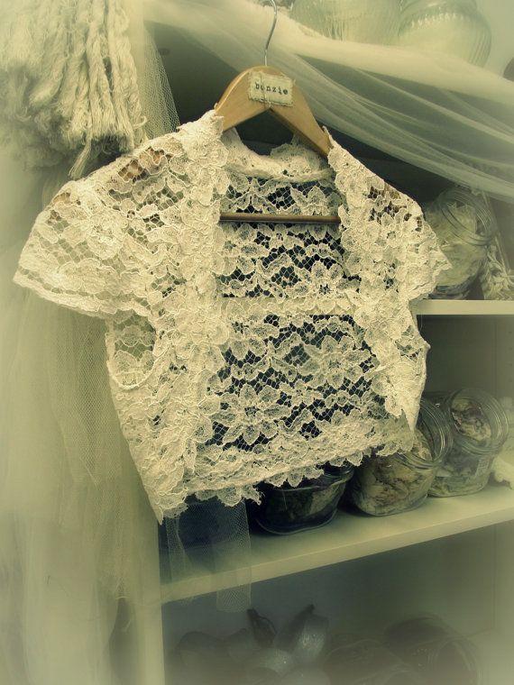 lace http://www.etsy.com/listing/83211164/vintage-inspired-wedding-lace-bolero