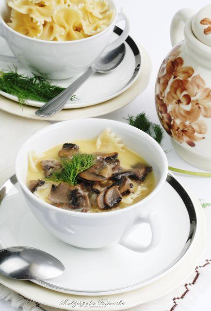 Zupa pieczarkowa na maśle | DAYLICOOKING sprawdzone i proste przepisy - blog kulinarny