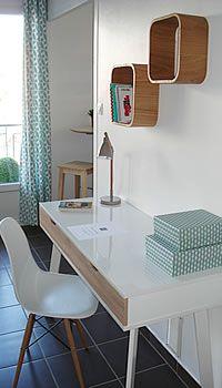 Location appartement meublé Lyon 8ème Monplaisir