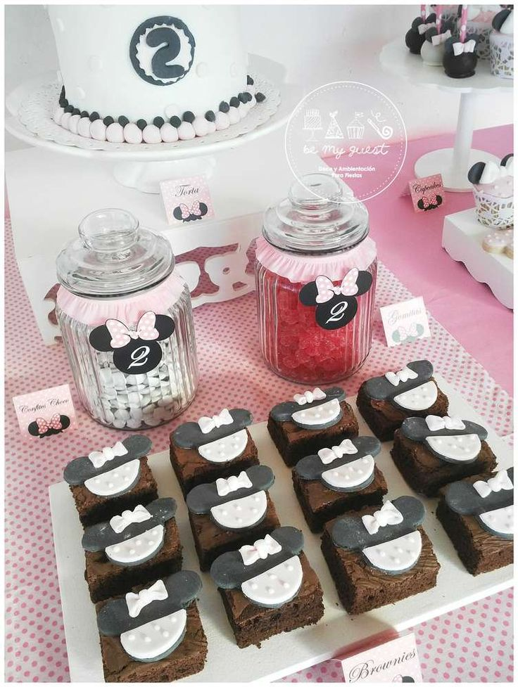 Minnie Mouse Birthday Party Ideas | Photo 1 of 24