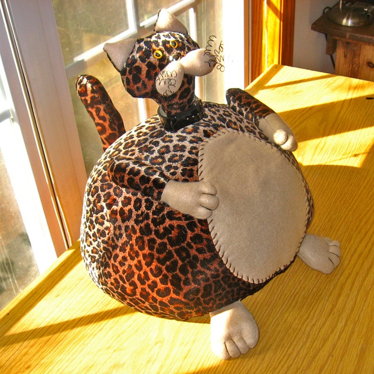17 Best images about Fat Stuffed Animals on Pinterest Floor cushions, Kitty cats and Mice