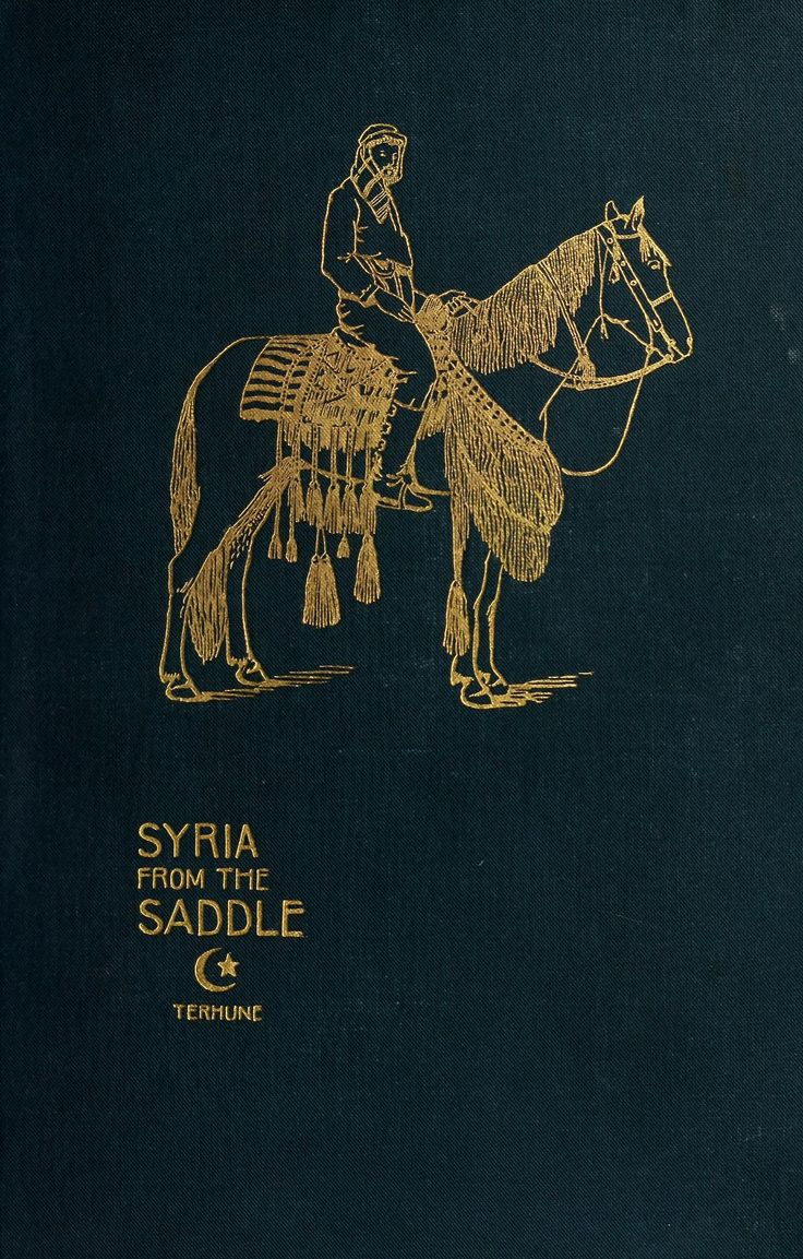 Syria from the saddle