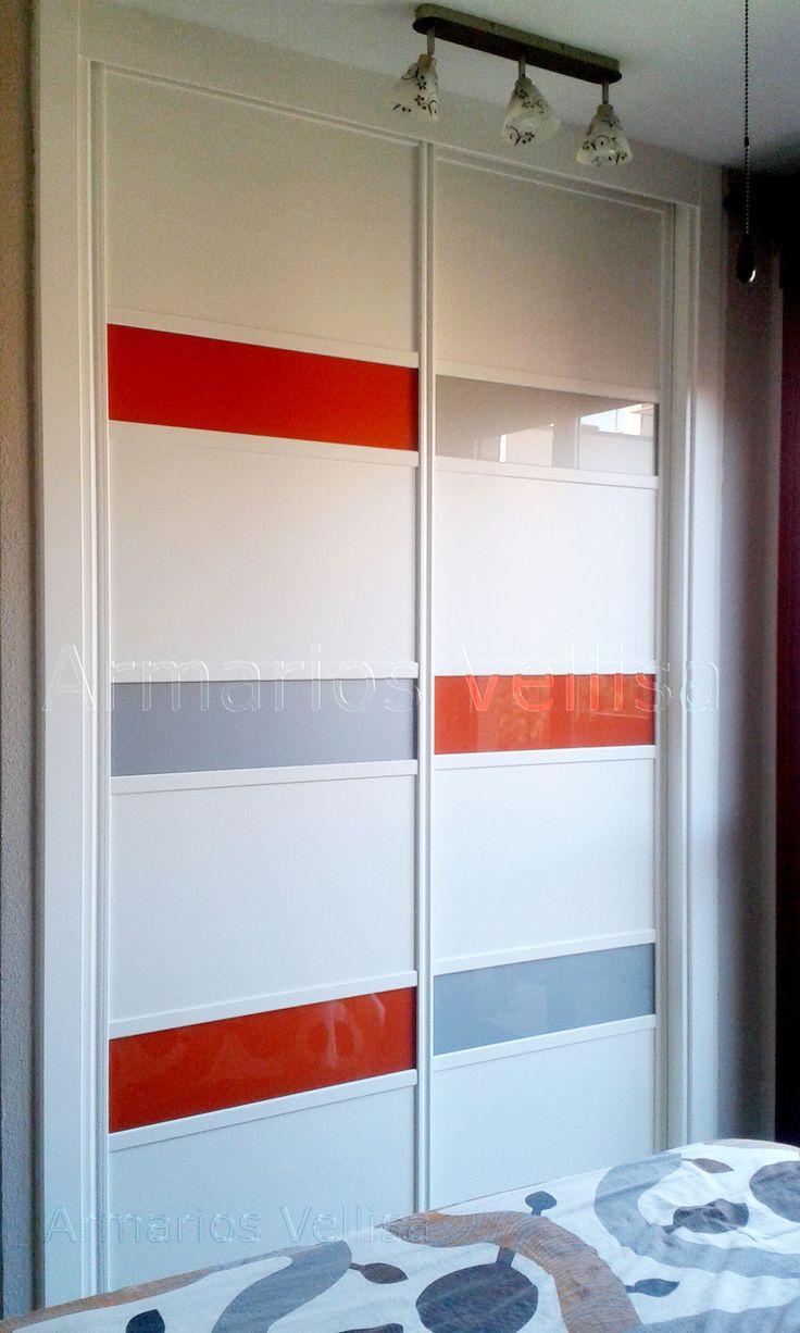 1000 ideas about armarios con puertas correderas on for Kit armario empotrado