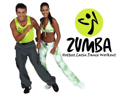 Love Zumba! You get to dance and lose weight.