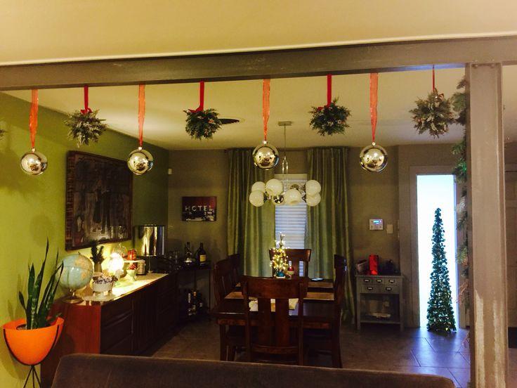More Xmas decorations
