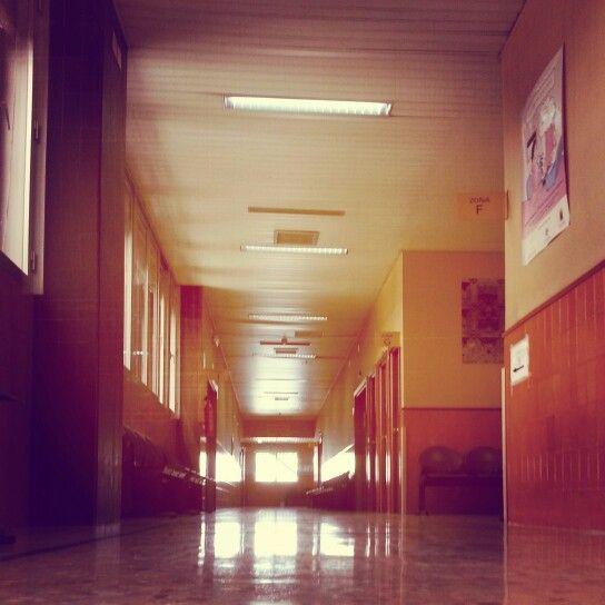 Al final del pasillo..