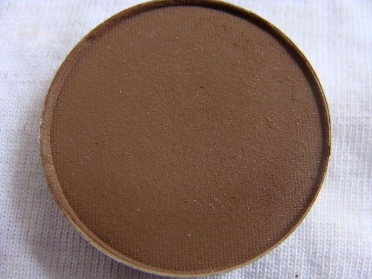 MAC Espresso eyeshadow refill pan