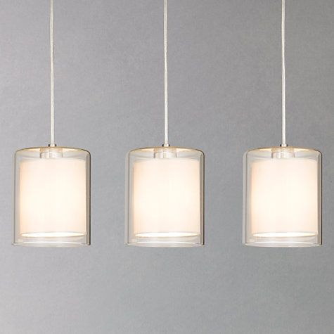 Buy House By John Lewis Wayward Triple Bar Pendant Online At Johnlewis