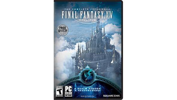 Final Fantasy XIV Online: A Realm Reborn & Heavensward PC Game