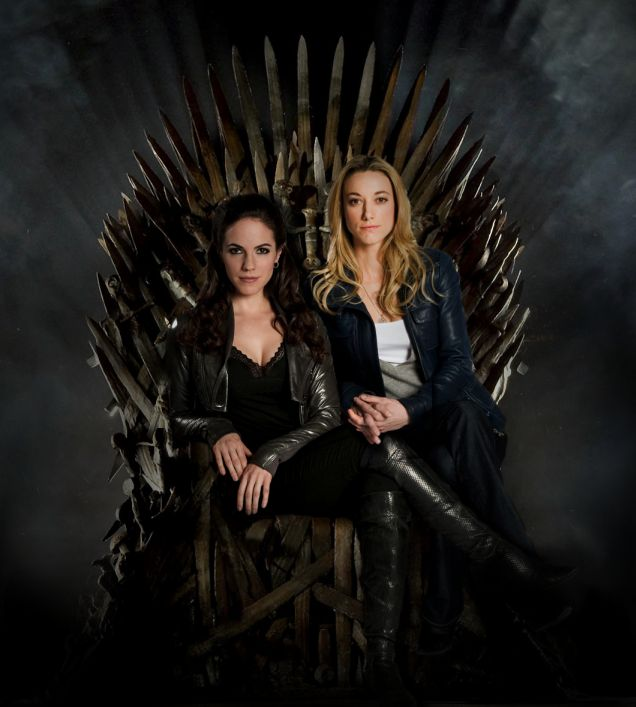 Bo and Lauren Make Love | Game of Thrones: Bo and Lauren by Dragoon23