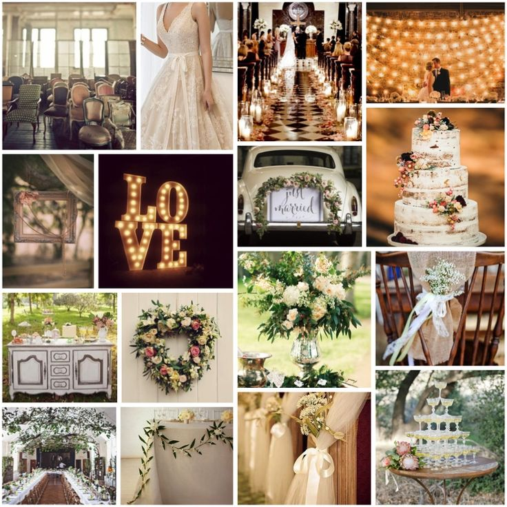 A 'Simply Elegant' Vintage wedding by AAWEP Student Tracy