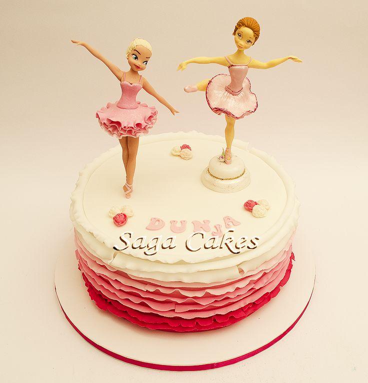 Ballerina / Balerina https://www.facebook.com/saga.cakes #tortesaga #tortebeograd #Ballerina #balerina