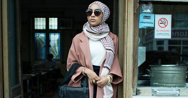 H&M Conscious Debuts Campaign With a Muslim Girl in a Hijab