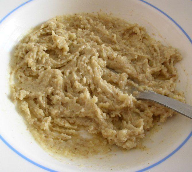 Ořechový krém - na slepování cukroví