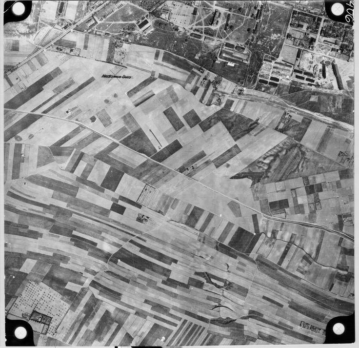 1957 r. na północ to obecna Głęboka (która dawniej też była Głęboką ale krzyżowała się z Kraśnicka w bliżej obecnego skrzyżowania Kraśnicka-Zana źródło; UMLublin