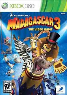 madagascar 3 video game rf xbox360