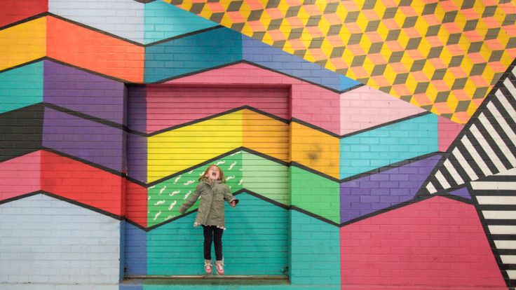 For an awesome and artsy field trip, find these murals all around the DMV.