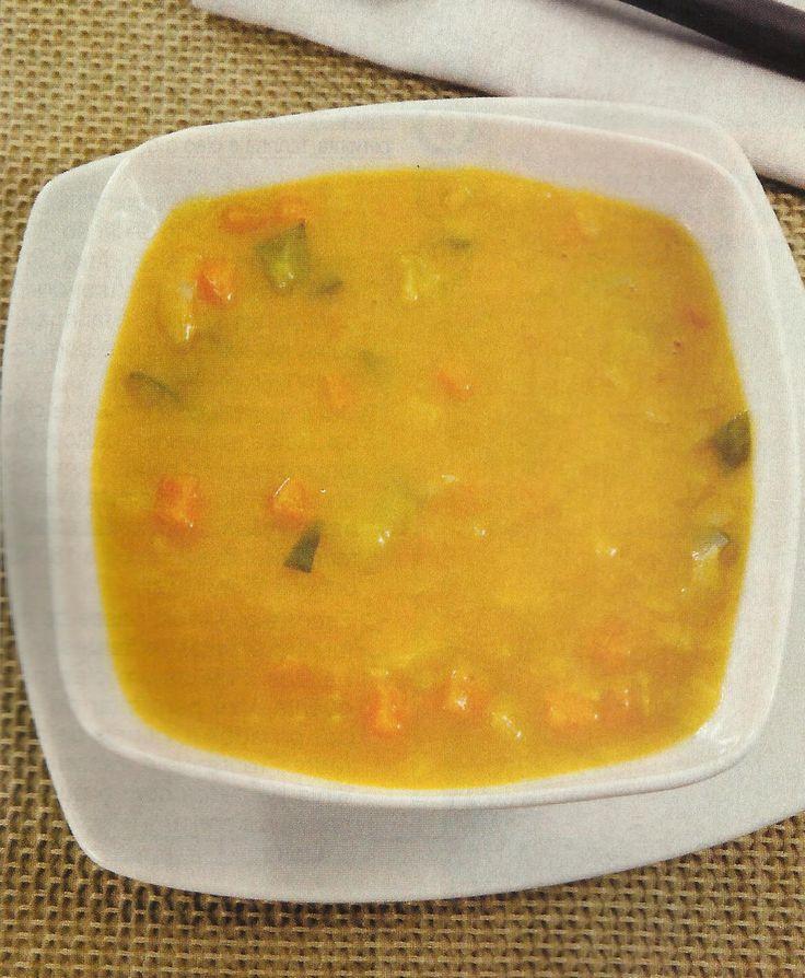 Creme de Legumes - http://www.receitassimples.pt/creme-de-legumes/