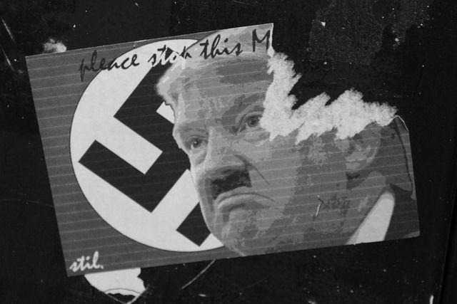 A People's History of the Third Reich.  How Great Man theory allows us to abdicate collective responsibility
