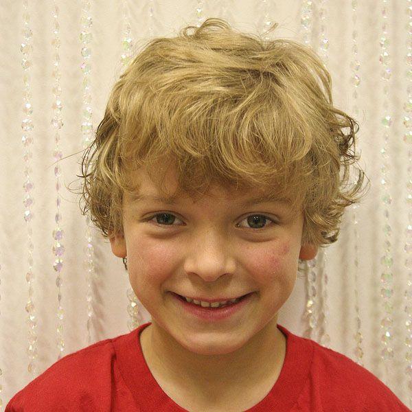 Boys Wavy Haircuts