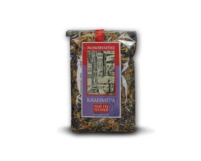 $10.45 Net weight: 50g(1.76oz) The components of the herb-tea have stimulating, stimulant, anti-depressive, anti-bacterial, anti-allergic, decongestioning, anti-sceptic, refreshing and aromatic properties. Therefore, excellent properties to start the day with energy and positive attitude. Submitted to quality control, the herbs contained do not derive from OGM, do not contain allergenic ingredients, have been submitted to the regime [...]