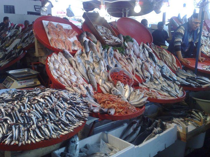 Balık pazarı beyoğlu