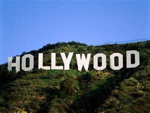 Bucket List:  Visit Hollywood