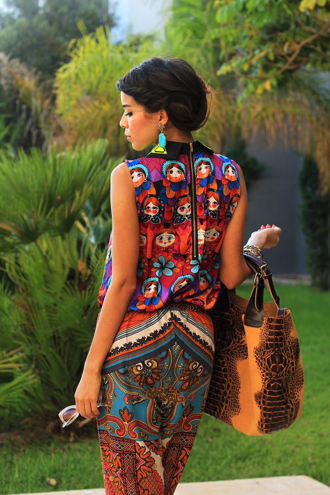 MACADEMIAN GIRL: MY MOROCCO JOURNEY with ITAKA - OUTFIT 3