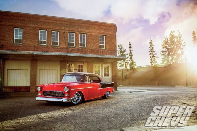 23 best street rod ideas images on pinterest 1955 chevrolet 1955 chevrolet bel air can drive super chevy magazine sciox Choice Image