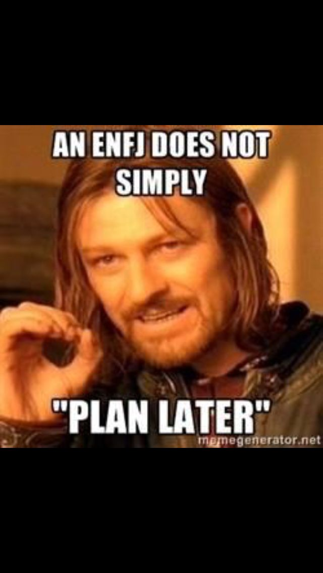 I need a detailed itinerary. Hahahaha // ENFJ