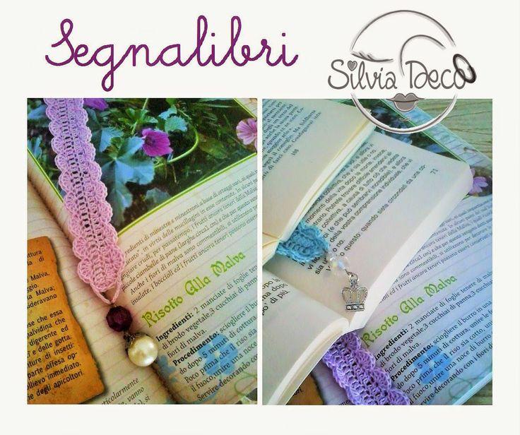Segnalibri http://silviaefamilydeco.blogspot.it/