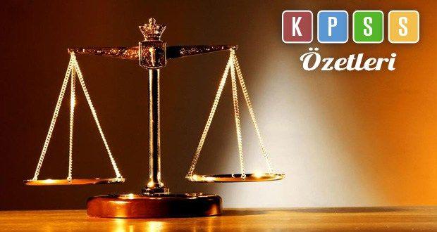 Temel Hukuk Bilgileri