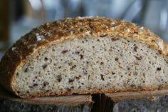 lanok kvaskovanie a celiakia; recept bezlepkovy kvaskovy chleb