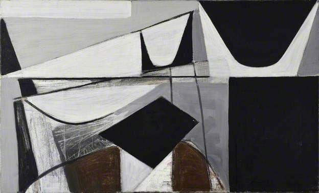 Composition (Sea) by Wilhelmina Barns-Graham The Barns-Graham Charitable Trust…