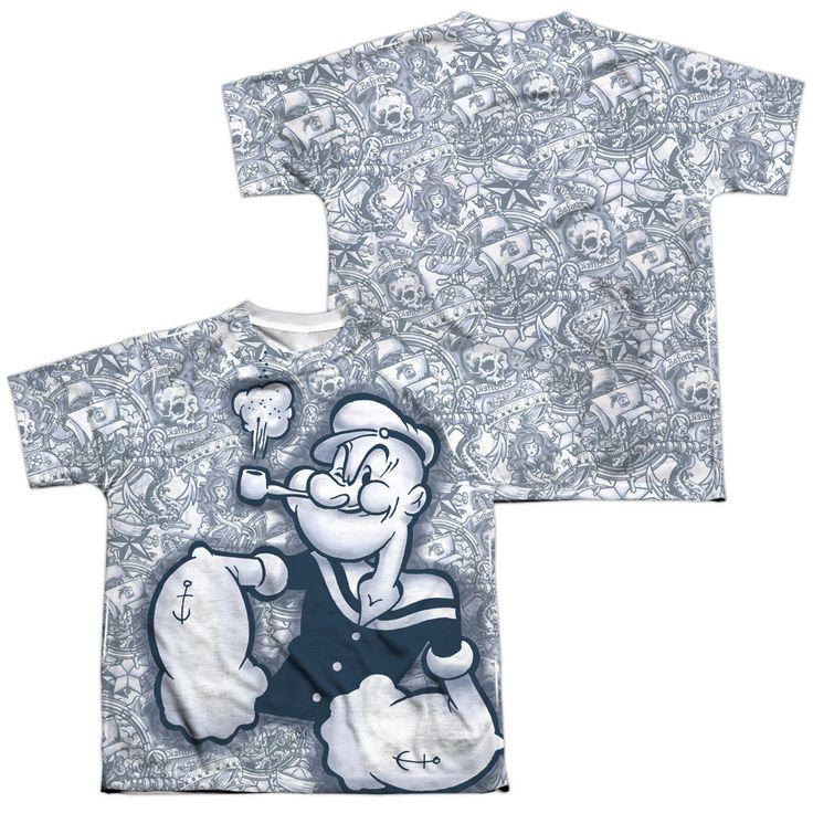 Popeye/Tattooed Sailor