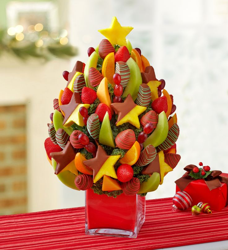 14 best christmas fruit bouquets images on pinterest Fruit bouquet