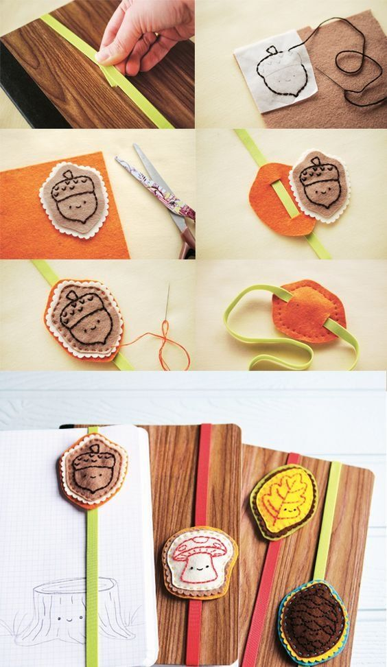 Bookmarks - make one with a finger/hand pointing to location you left off... if you don't fall asleep first!: