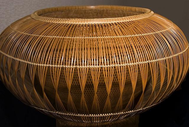 stevebeimel's photo stream on flickr... photos of Japanese baskets + the artists