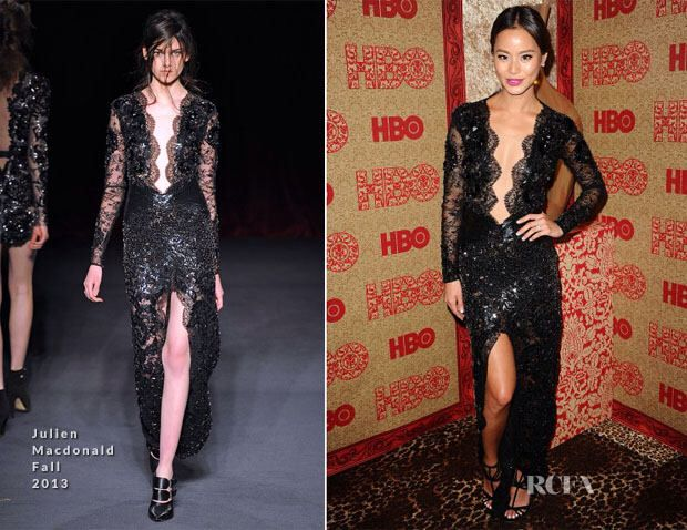 Jamie chung in julien mc donald