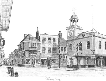 Faversham Town Centre, The Old Court Hall