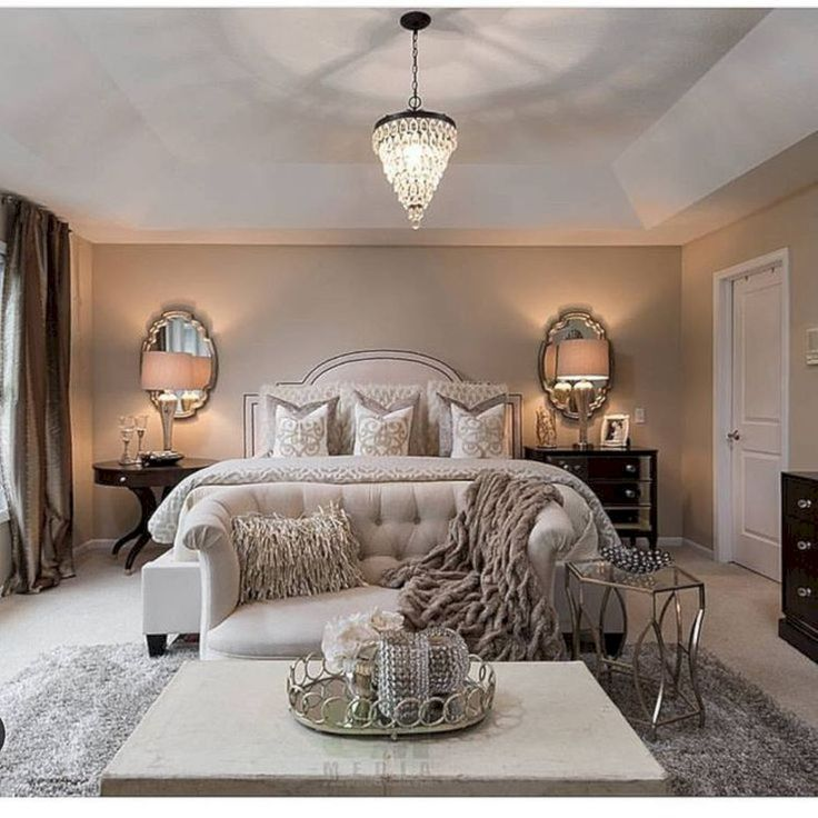 cool 54 Romantic Bedroom Ideas for Couples