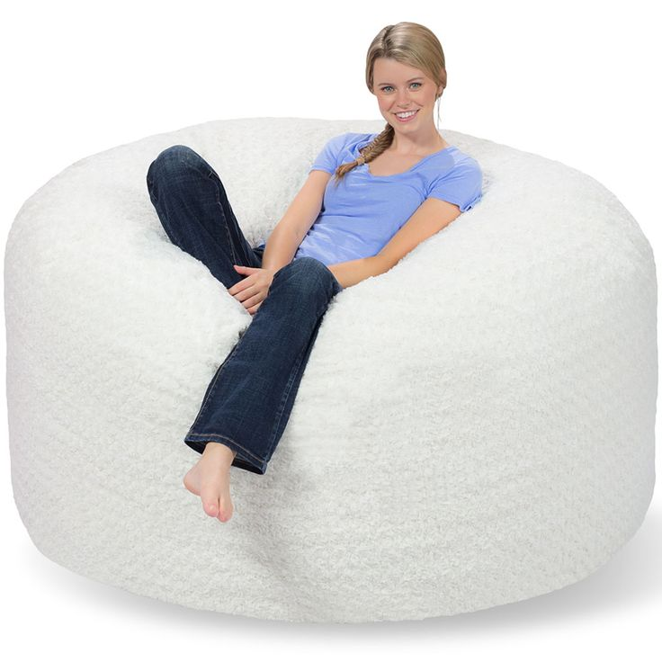 Large Bean Bag Chairs - Oversized Bean Bags - Get Comfy With Comfy Sacks