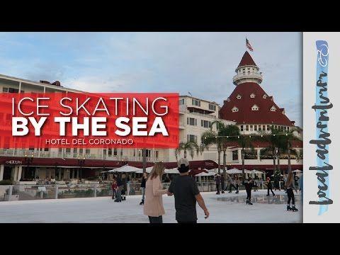 Hotel Del Coronado Ice Skating By the Sea » Local Adventurer >> Adventures in Portland Travel Blog + World Wide